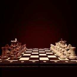 郵票     主题西洋棋  '