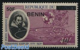 50f on 40f, Johannes Kepler 1v