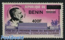 400f on 100f, Friedrich Naumann 1v