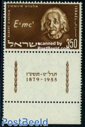 Albert Einstein 1v