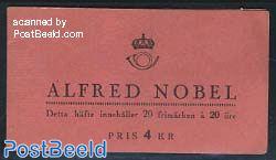 Alfred Nobel booklet
