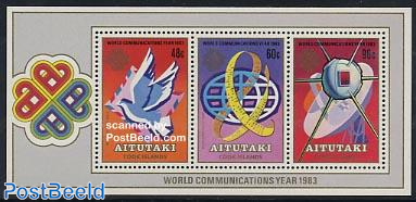 World communication year s/s