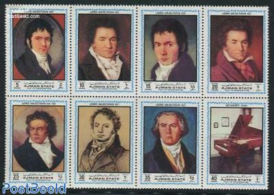 L. v. Beethoven 8v [+++]