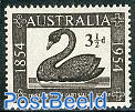 West Austalia stamp centenary 1v