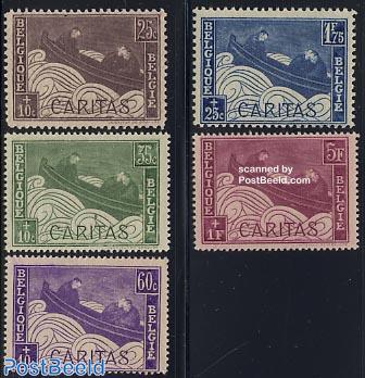 Caritas 5v