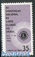 Lions club 1v