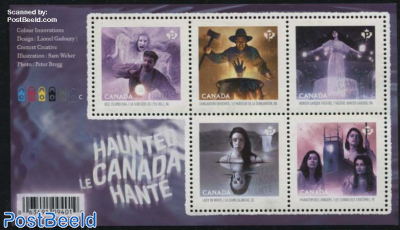 Haunted Canada s/s