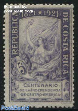 Independence centenary 1v