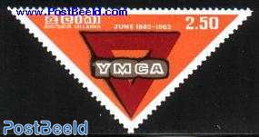 YMCA centenary 1v