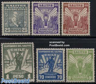 Salpeter export 6v