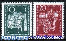 Stamp Day 2v