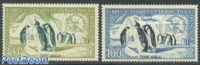 Airmail, penguin 2v