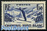 Skiing Chamonix 1v