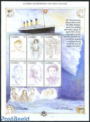 Titanic 6v m/s