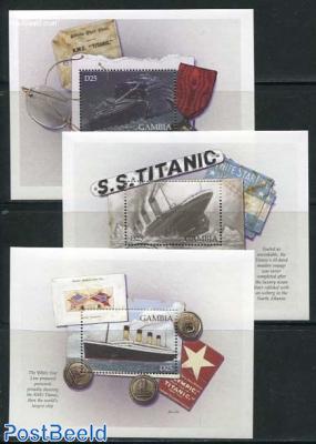 Titanic 3 s/s