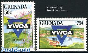 Y.W.C.A. 2v