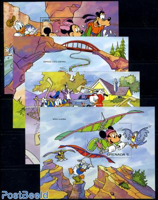 Disney 4 s/s