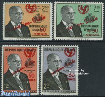 Duvalier ville 4v