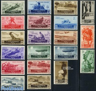 Order of military value 20v