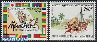 Marathon of Abidjan 2v