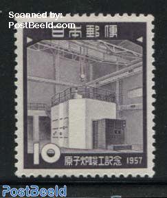 Nuclear power 1v