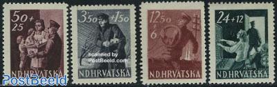 Post and telegraph 4v