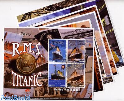 Titanic 31v (6 m/s)
