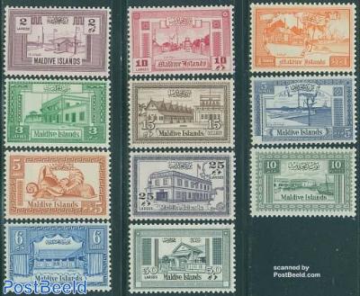 Definitives 11v