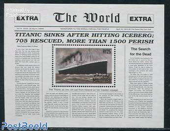 The Titanic s/s