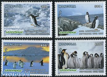 Greenpeace, penguin 4v