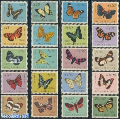 Butterflies 20v