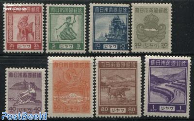 Japanese occupation Java, views