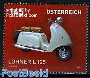 Lohner L125 Scooter 1v