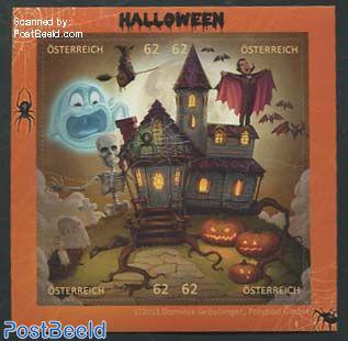 Halloween s/s s-a
