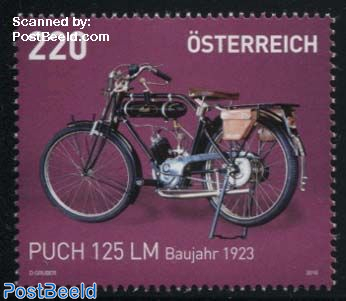 Puch 125 LM 1v