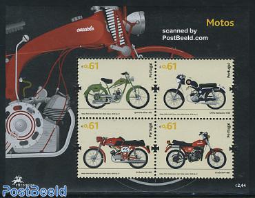 Motorcycles 4v m/s (Quimera,CINAL,SIS,Casal)