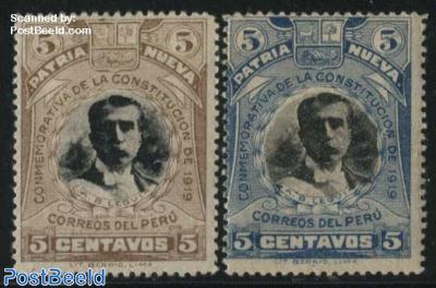 Constitution, A.B. Leguia 2v