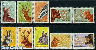 Animals for hunting 10v