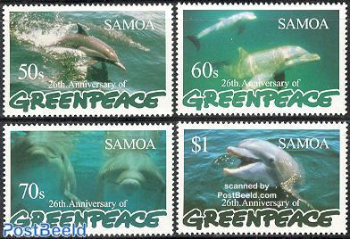 Greenpeace 4v