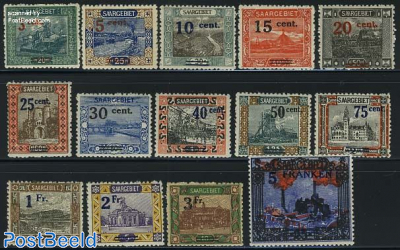 Definitives 14v                                  C