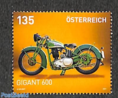 Gigant 600 motorcycle 1v