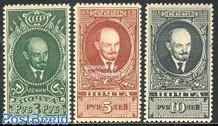 Lenin 3v