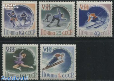 Olympic Winter Games 5v