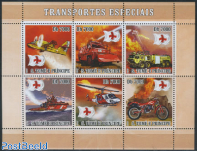 Special transports 6v m/s