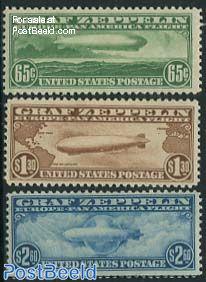 Graf Zeppelin 3v