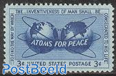 Atoms for peace 1v