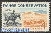 Range conservation 1v