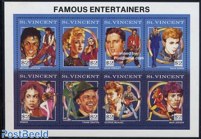 Entertainers 8v m/s