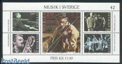Music in Sweden s/s
