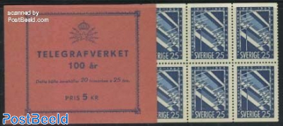 100 Years Telegraph booklet